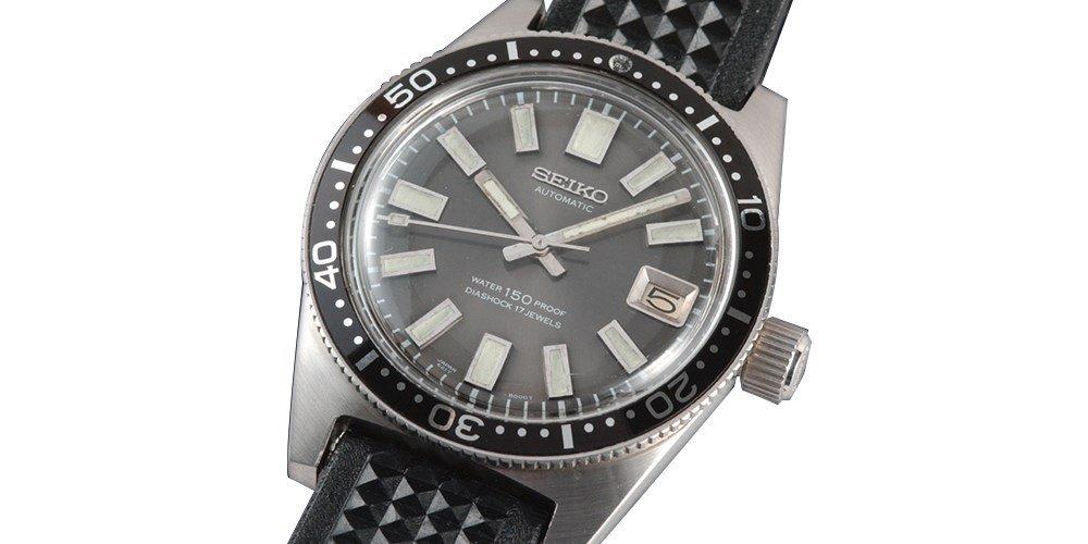 relógio seiko diver 1965