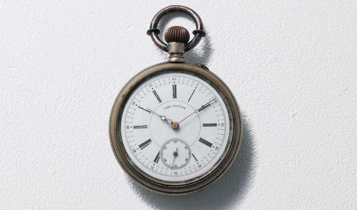relógio seiko timekeeper