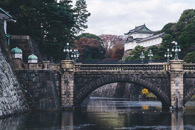 Palácio Imperial de Tóquio