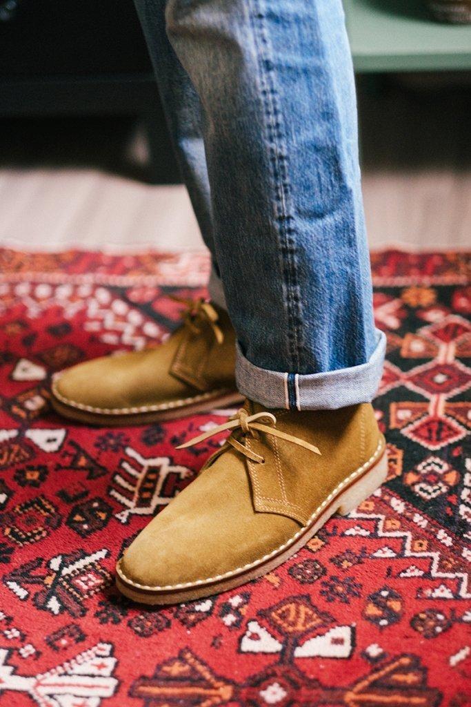 Desert Boot Guido Argentina