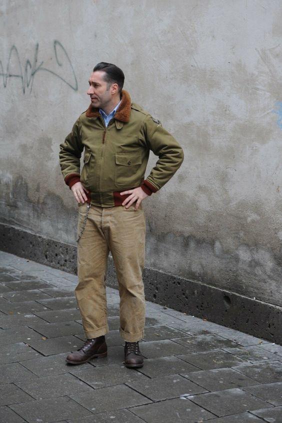 Como usar calça chino workwear