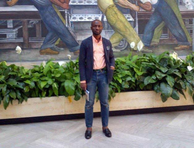Blazer casual com calça jeans