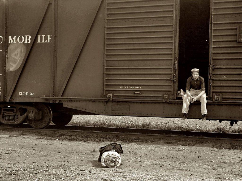 Fotografia de Dorothea Lange