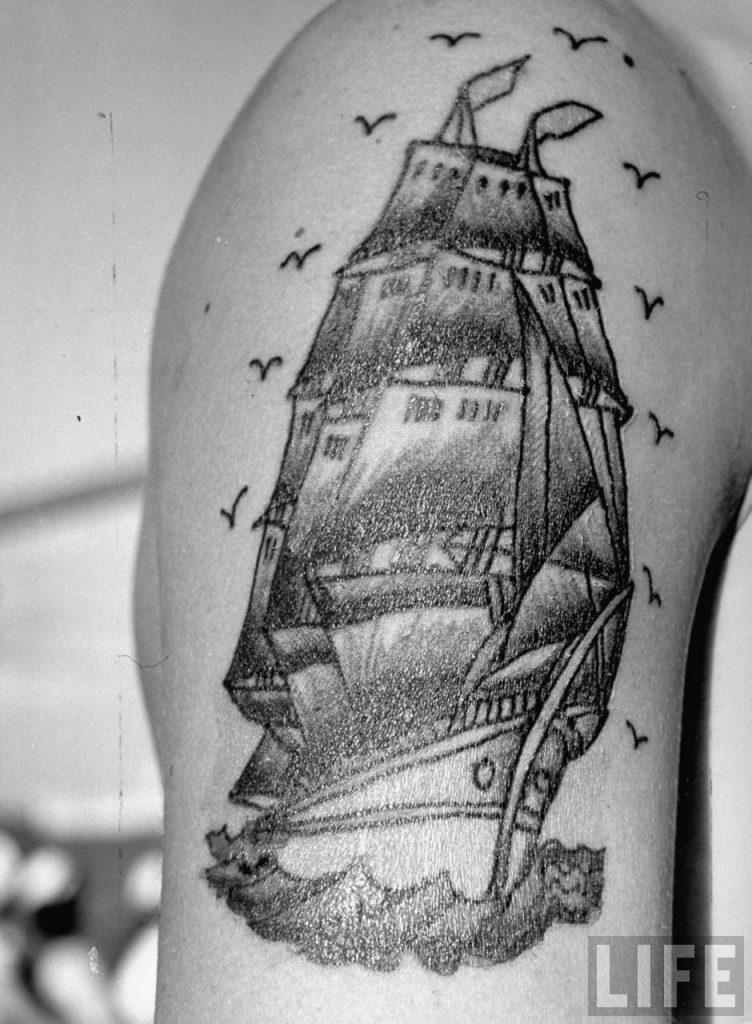 tatuagem de marinheiro
