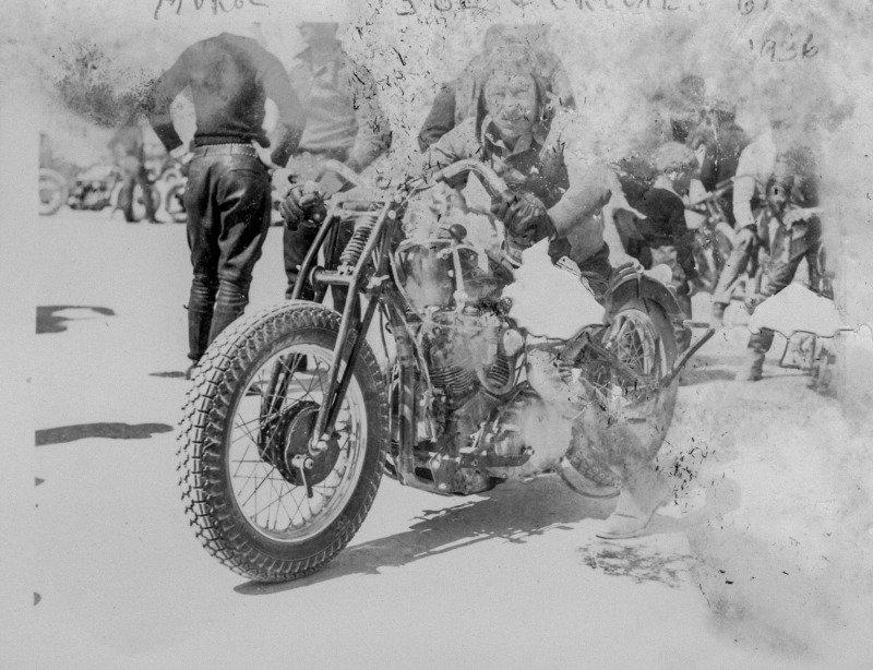 Cocker Motorcycles