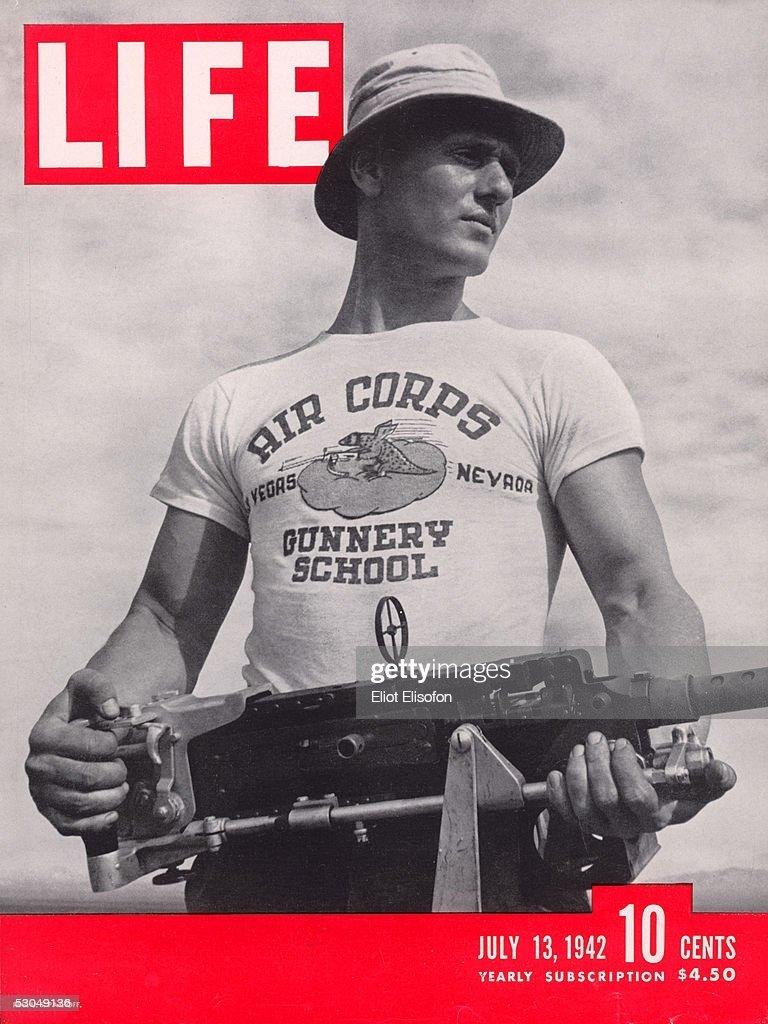Capa da revista Life Magazine