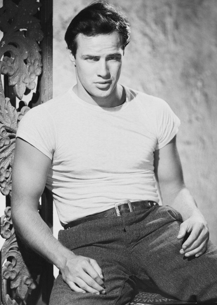 Marlon Brando em um Bonde chamado Desejo