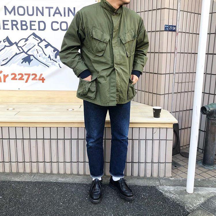 como usar jaqueta estilo militar