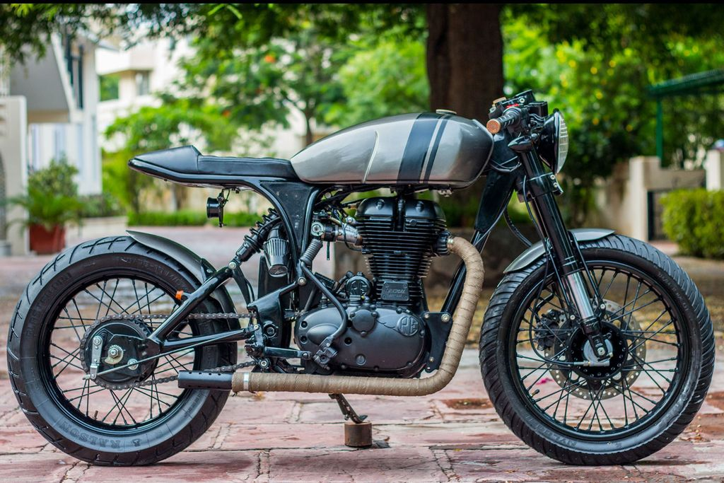 Cafe Racer Royal Enfield
