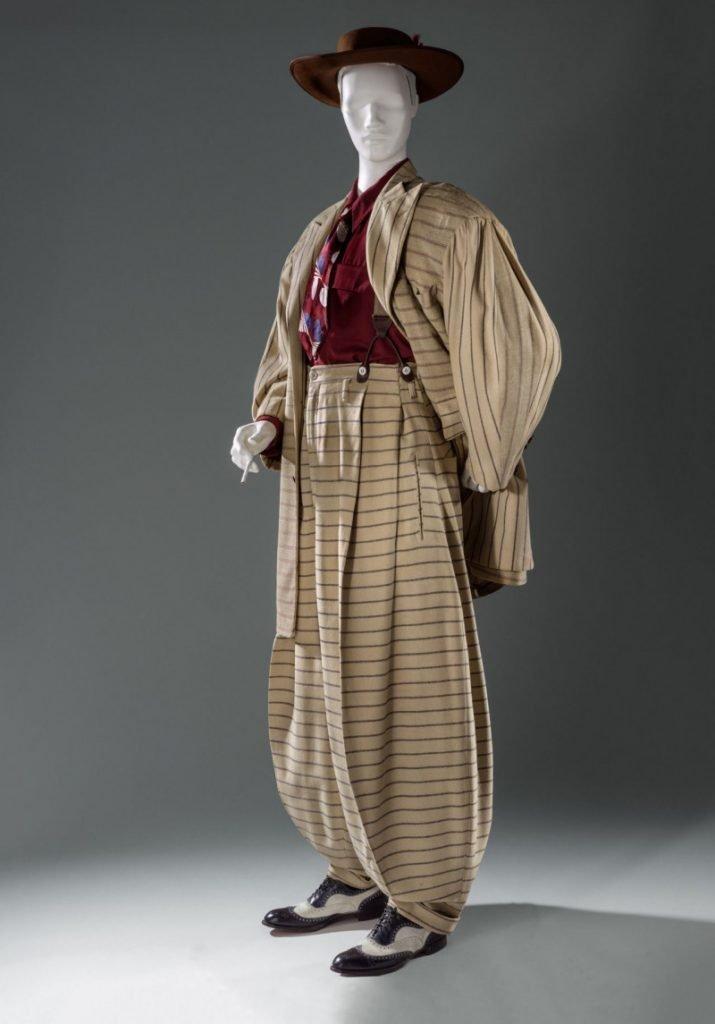 Zoot Suit em exposição no LOS ANGELES COUNTY MUSEUM OF ART
