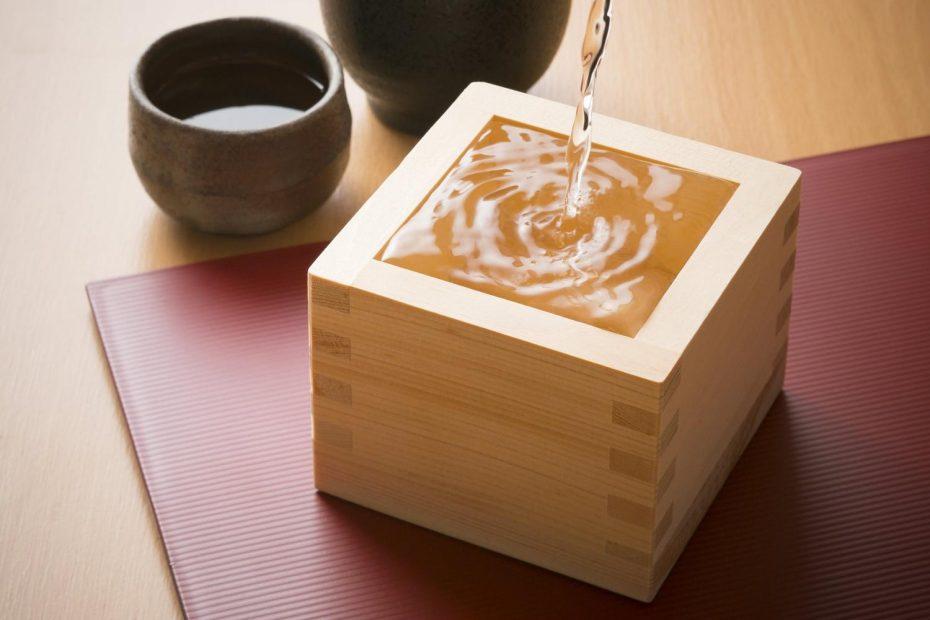 origem do sake